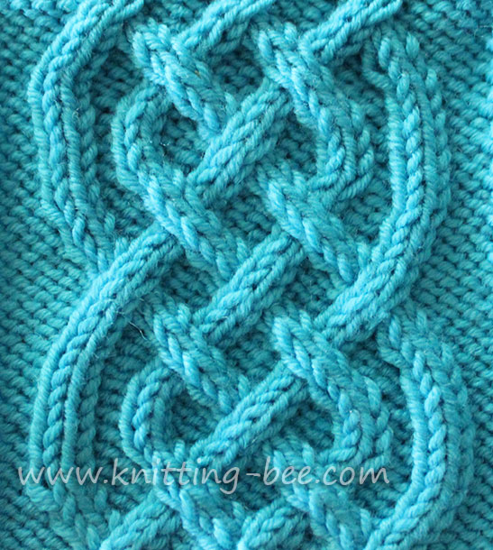Knitting Stitch Like A Knot Crossword : Celtic Cable Knit Pattern www.imgkid.com - The Image Kid Has It!