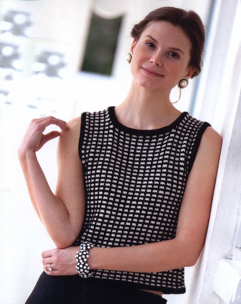grid-black-and-white-top-knitting-pattern-1