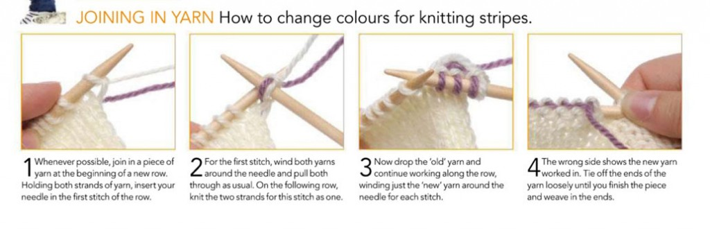 joining-in-color-when-knitting