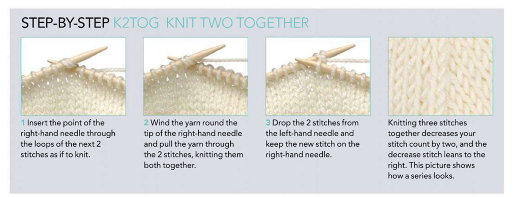 Knitting Stitches How To Ssk : Knitting Tutorials ~ Knitting Free