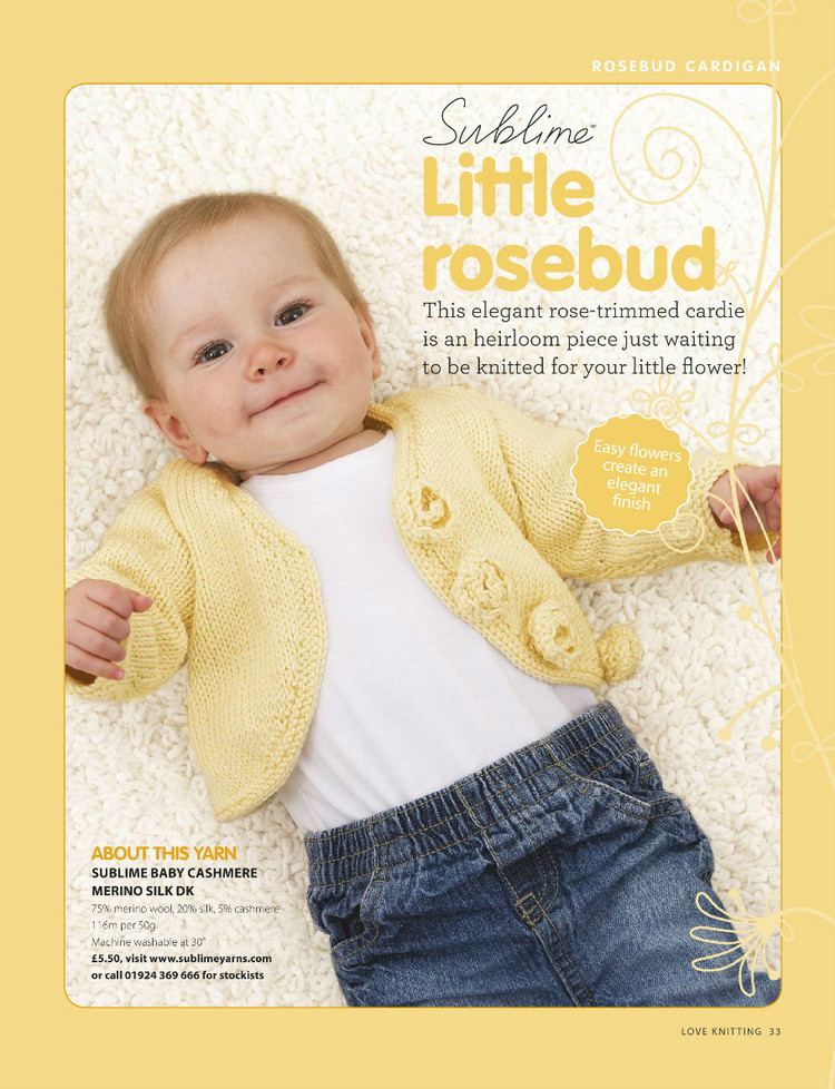 baby-cardigan-with-roses-knit