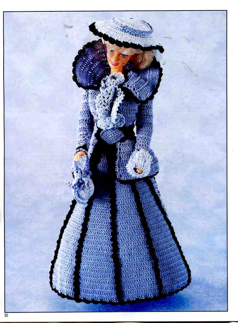Barbie Clothes Knitting Patterns Archives Knitting Free